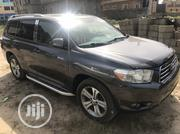Toyota Highlander 2008 Sport Gray | Cars for sale in Lagos State, Ojodu