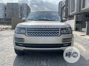 Land Rover Range Rover Vogue 2015 Beige | Cars for sale in Lagos State, Surulere