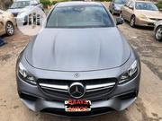 Mercedes-Benz E63 2018 Blue | Cars for sale in Lagos State, Surulere
