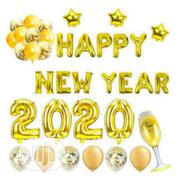 Foil Balloon Happy New Year 2020 | Photography & Video Services for sale in Lagos State, Kosofe