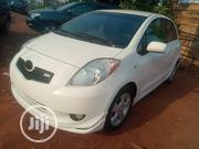 Toyota Yaris 2007 1.3 VVT-i Automatic White | Cars for sale in Edo State, Benin City