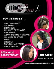 Hair Dressing Home Services | Hair Beauty for sale in Lagos State, Ikeja