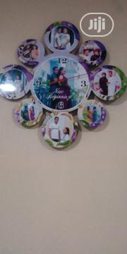 360 Customized Wall Clock | Home Accessories for sale in Lagos State, Shomolu