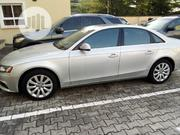 Audi A4 2011 Silver   Cars for sale in Lagos State, Apapa