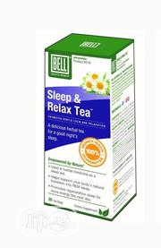 Sleep Relax Tea TM - Aids Gentle Calm Relaxation | Vitamins & Supplements for sale in Lagos State, Ikeja