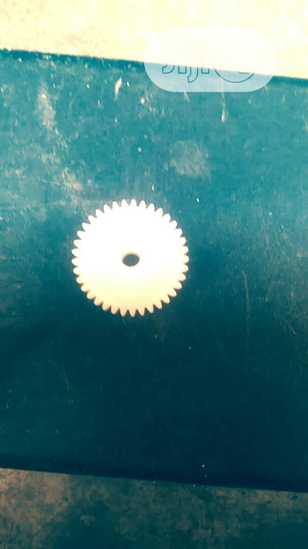Archive: Gears And Print Head
