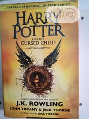 Harry Potter And The Cursed Child By J.K Rowling | Books & Games for sale in Lagos State, Surulere