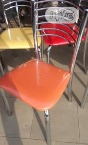 Unquie Pure Stainless Restaurant or Dining Table Chair Impoterd   Furniture for sale in Lagos State, Ikorodu