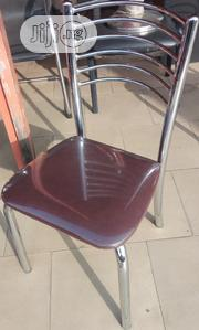 Pure Stainless Restaurant or Dining Table Chair Brand New | Furniture for sale in Lagos State, Ikorodu