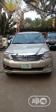 Toyota Fortuner 2013 Beige | Cars for sale in Lagos State, Ikoyi