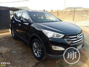 Hyundai Santa Fe 2015 Black | Cars for sale in Lagos State, Ikeja