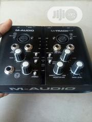 M-audio M-track Sound Card | Audio & Music Equipment for sale in Abuja (FCT) State, Asokoro