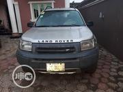 Land Rover Freelander 2000 Silver | Cars for sale in Lagos State, Ikeja