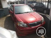 Toyota Corolla 2008 1.6 VVT-i Red | Cars for sale in Lagos State, Surulere