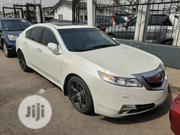 Acura TL 2009 Automatic SH-AWD White | Cars for sale in Lagos State, Surulere