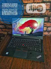 Laptop Lenovo ThinkPad X1 Carbon 16GB Intel Core i7 SSD 256GB | Laptops & Computers for sale in Lagos State, Isolo