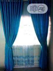 Stylish Quality Blue Curtains | Home Accessories for sale in Lagos State, Lekki Phase 1