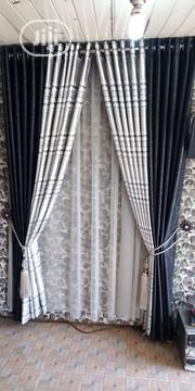 Luxury Pattern Executive Curtains | Home Accessories for sale in Lagos State, Ajah