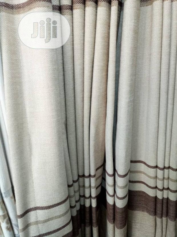 High Quality Patterned Window Curtains