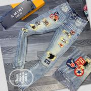 Exclusive Designer Jeans For Men Available   Clothing for sale in Lagos State, Surulere