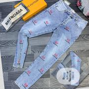 Exclusive Designer Jeans for Men Available | Clothing for sale in Lagos State, Surulere