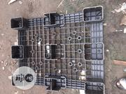 Black Rubber Pallets | Building Materials for sale in Lagos State, Agege