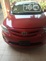 Toyota Corolla 2011 Red | Cars for sale in Anambra State, Onitsha