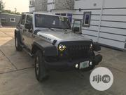 Jeep Wrangler 3.8 Unlimited X 4x4 2007 Silver | Cars for sale in Lagos State, Lekki Phase 1