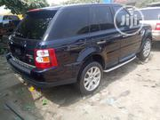 Land Rover Range Rover Sport 2008 Blue | Cars for sale in Lagos State, Apapa
