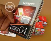 Samsung Memory Card 64GB | Accessories for Mobile Phones & Tablets for sale in Lagos State, Ikeja