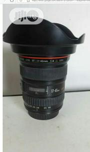 Canon 17-40 Wide Angle Full Frame Lens 4.0 | Accessories & Supplies for Electronics for sale in Lagos State, Alimosho