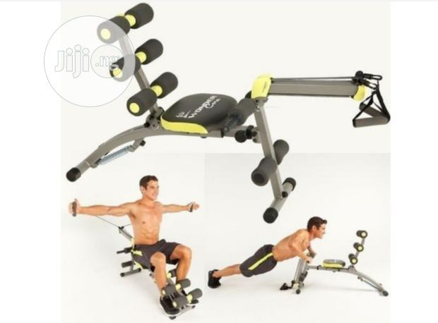 Archive: Ab Trainer Wonder Core