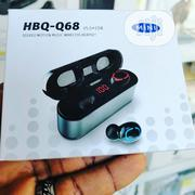Q68 Wireless Earbuds | Headphones for sale in Lagos State, Ikeja