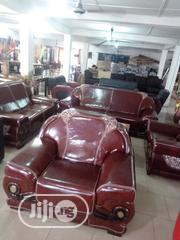 Complete Set of Foreign Chair With Animal Skin by 7 Seaters. | Furniture for sale in Lagos State, Ojo