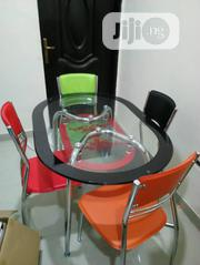 Unique Glass Dinning Table With Chairs | Furniture for sale in Lagos State, Ojo