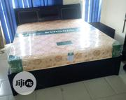 Complete Set of Foreign Leather Bed. | Furniture for sale in Lagos State, Ojo