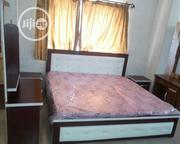 Complete Set of Wooden Bed! | Furniture for sale in Lagos State, Ojo