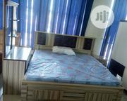 Quality Set of Wooden Bed 6by6. | Furniture for sale in Lagos State, Ojo