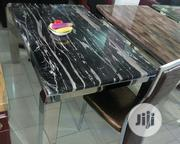Quality Marble Dining Table With 6 Chairs. | Furniture for sale in Lagos State, Ojo