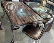 Quality Marble Dining Table With Six Chairs Available. | Furniture for sale in Lagos State, Ojo