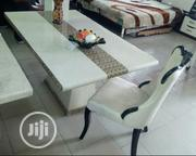 Quality Set of Marble Dining Table With Six Chairs. | Furniture for sale in Lagos State, Ojo
