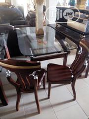 Quality Dining Table With Six Chairs Available. | Furniture for sale in Lagos State, Ojo