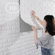 3D Brick Wall Stickers Living Waterproof Foam Room Bedroom   Home Accessories for sale in Lagos State, Maryland