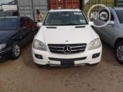 Mercedes-Benz M Class 2006 White | Cars for sale in Abuja (FCT) State, Gwarinpa