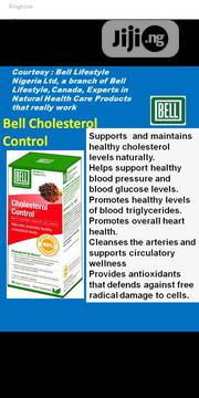 Cholesterol Control To Clear Excess Cholesterol | Vitamins & Supplements for sale in Lagos State, Ikeja