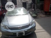Honda Civic 2012 1.4 3 Door Automatic Silver | Cars for sale in Lagos State, Lagos Island