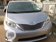 Toyota Sienna 2012 XLE 8 Passenger Silver | Cars for sale in Lagos State, Ikeja