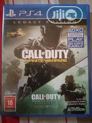 Call Of Duty Infinite Warfare PS4   Video Games for sale in Abuja (FCT) State, Kado