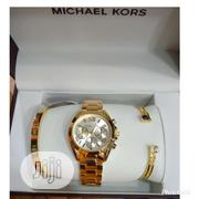 Michael Kors Wrist Watch With Bracelet | Jewelry for sale in Lagos State, Surulere