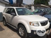 Mazda Tribute 2008 3.0 4x4 Exclusive White | Cars for sale in Lagos State, Surulere